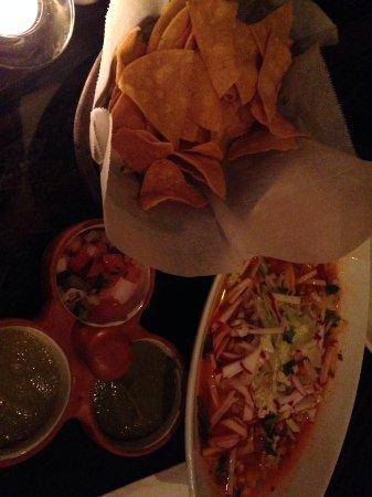 El Tule Mexican & Peruvian: Now that's a soup!