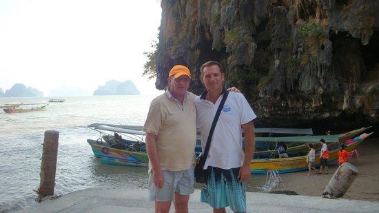 Siam Adventure World - Private Tours: Met onze gids Martin