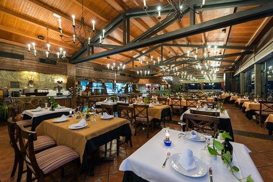 restaurante santiago el grande sal n comedor picture of