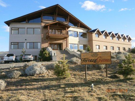 Terraza Coirones Hotel Boutique: Vista exterior