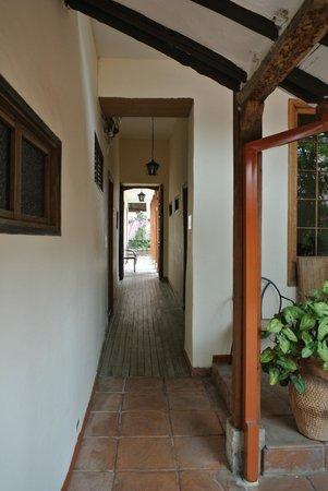 Abadia Colonial: Vom ersten Hinterhof in den Zweiten