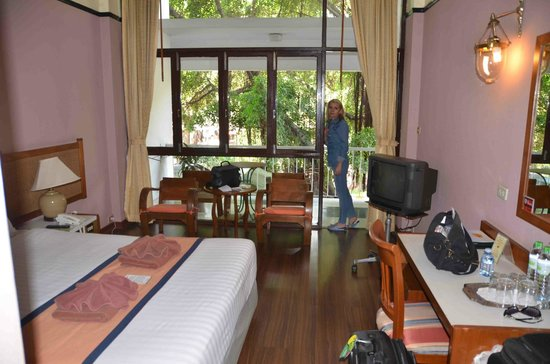 Hotel De Moc: Nice room