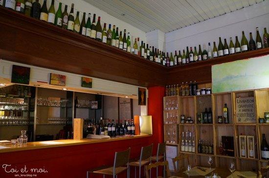 terres a vin strasbourg restaurant reviews phone number photos tripadvisor. Black Bedroom Furniture Sets. Home Design Ideas
