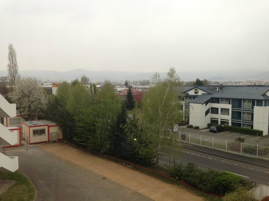 Novotel Clermont Ferrand : Room View