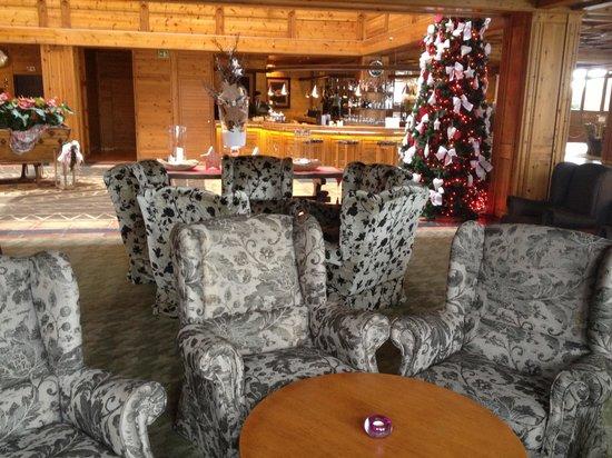 Sport Hotel Hermitage & Spa: Lobby