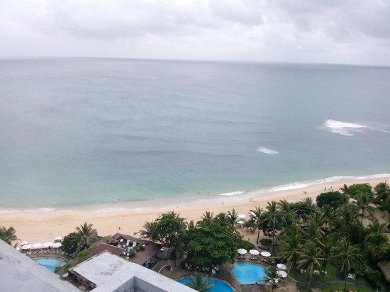 Grand Nikko Bali : from observation deck