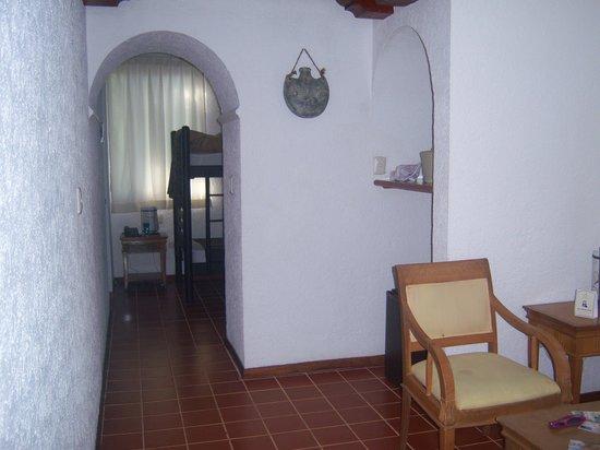 Real Playa del Carmen: Habitación