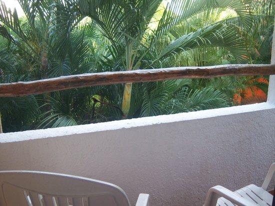 Real Playa del Carmen : Balcon