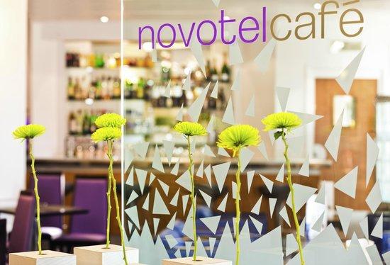 Novotel Nice Arenas Aeroport: Novotelcafé