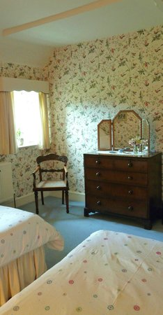 The Old Vicarage Bed & Breakfast: The Hummingbird Room