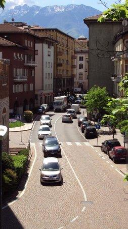 Santa Maria Maggiore: bajada a la iglesia