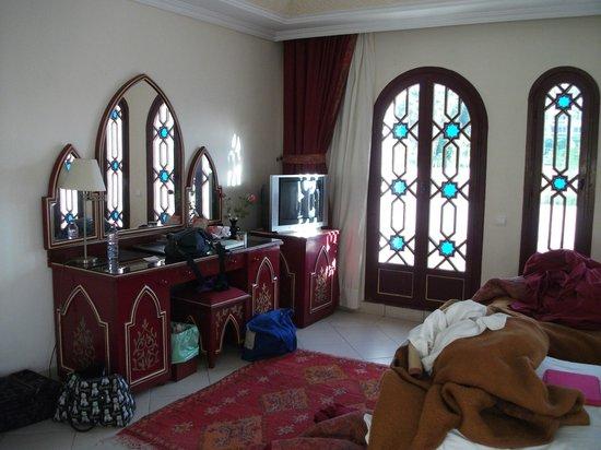 Ryad Mogador Al Madina: The room