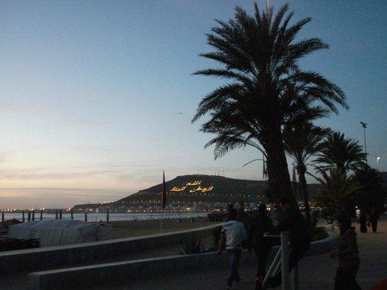 Ryad Mogador Al Madina : The beach promenade