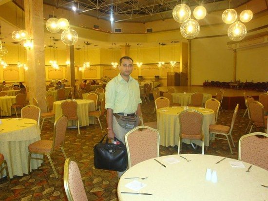 Amman Airport Hotel: Dinning Hall