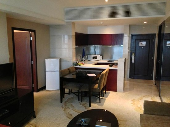 Kitchen In The Suite Picture Of Grand Mercure Shenzhen