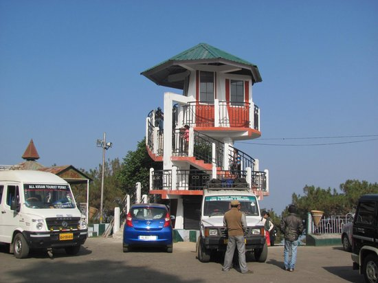 Shillong, Índia: Watch Tower