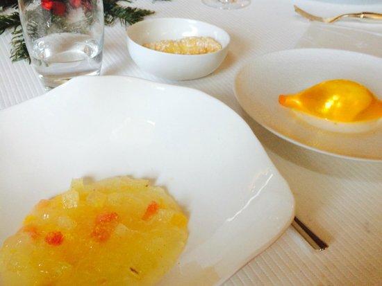 Flocons de Sel : 9/ Dessert (Agrumes)