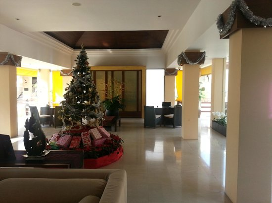 Movenpick Resort Bangtao Beach Phuket: Lobby