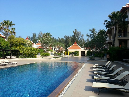 Movenpick Resort Bangtao Beach Phuket: Pool