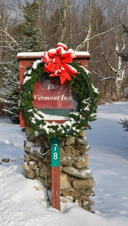 The Vermont Inn: hotel and grounds