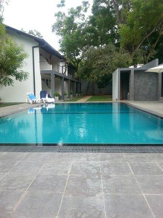 Hotel Alakamanda: a nice swimmingpool