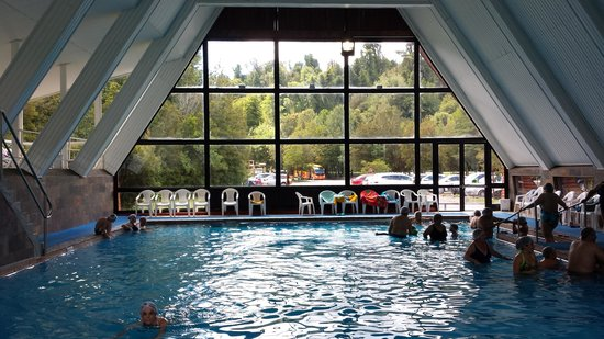 Osorno, Chile: piscina techada