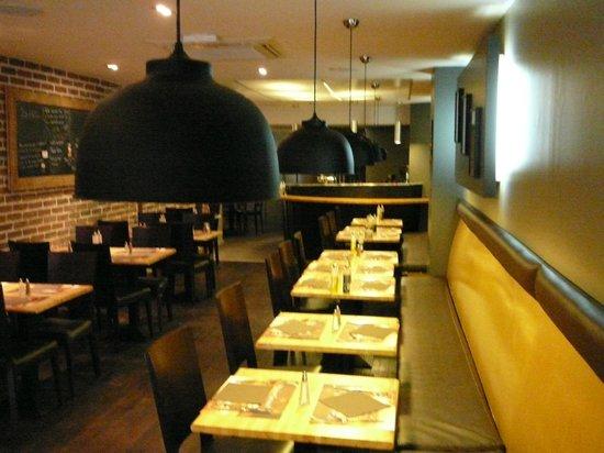 Soul kitchen : la salle