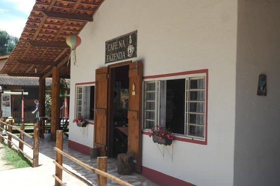 Sao Roque: Cafeteria