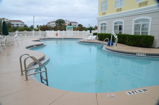 Country Inn & Suites By Carlson, Port Canaveral: Country Inns pool