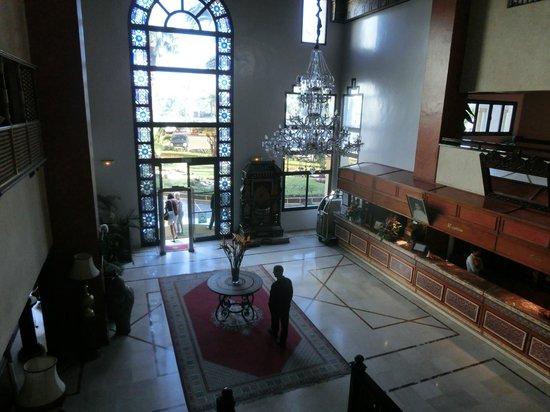 Hotel Argana : de entree