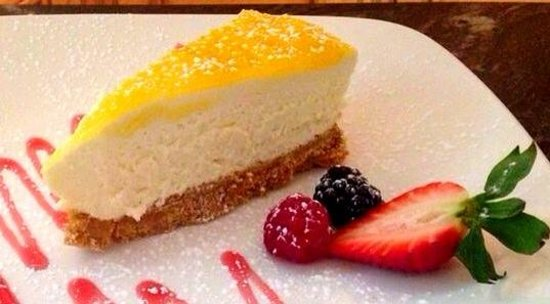 Puccini Ashton: homemade Lemon Cheesecake