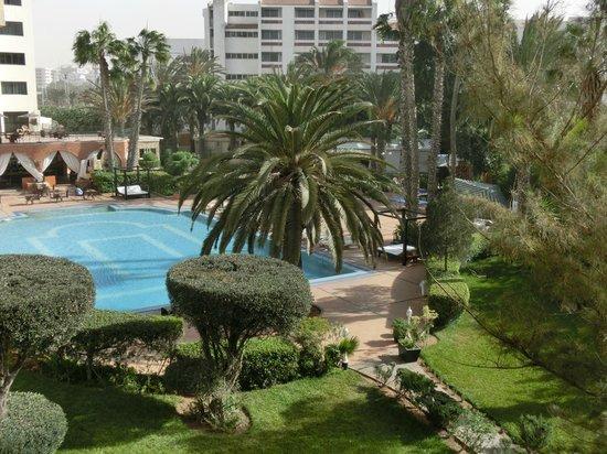 Hotel Argana : hotelzwembad