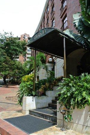Park 10 Hotel : Eingang
