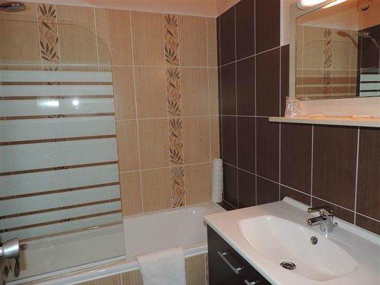 Hôtel La Siesta : Salle de bain