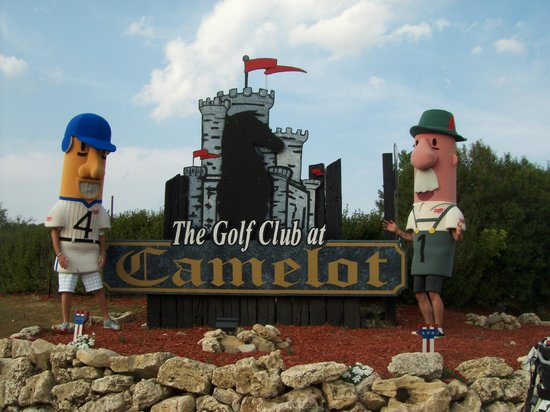 ‪The Golf Club At Camelot‬