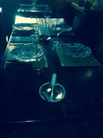 Locanda Sandi : Tavolo