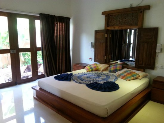 Gomez Place: modern & very confortable room
