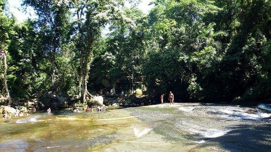 Tobogã Falls: Cachoeira Tobogã
