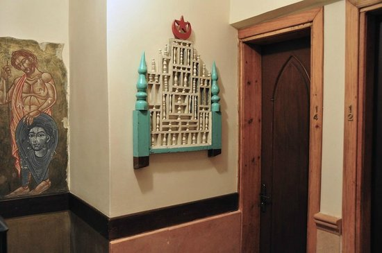 Hotel Empress Zoe: sample of artwork
