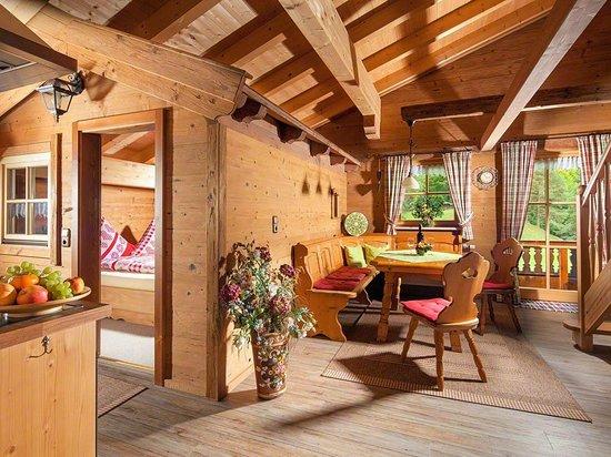 Auf'm Feggenlehen: Suite Kaser-Königssee für bis zu 5 Personen