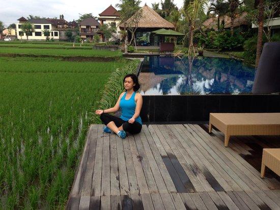 Plataran Ubud Hotel & Spa: Relaxing mind in plataran