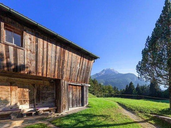 Auf'm Feggenlehen: alter Feldkasten aufm Feggenlehen