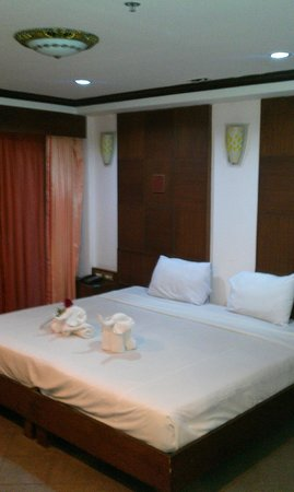 Royal Express Hua Hin: Номер