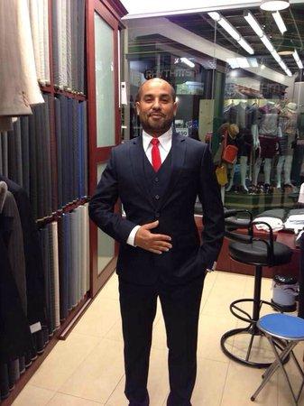 British Custom Tailors: Our customer