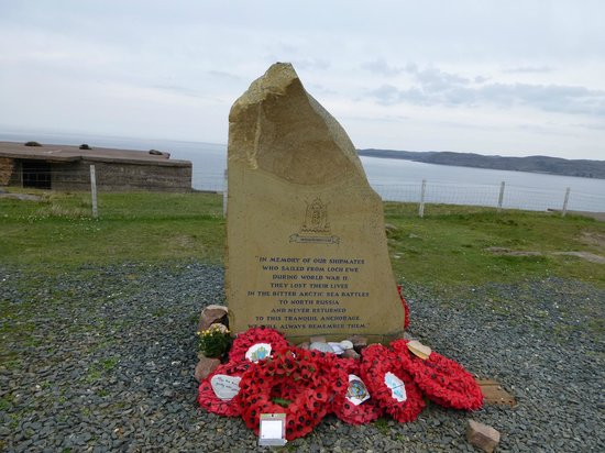Aultbea, UK: We Remember Them
