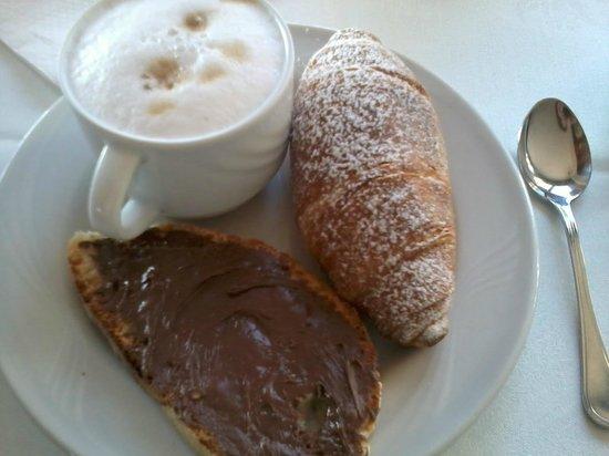 Frank's Hotel: la mia colazione