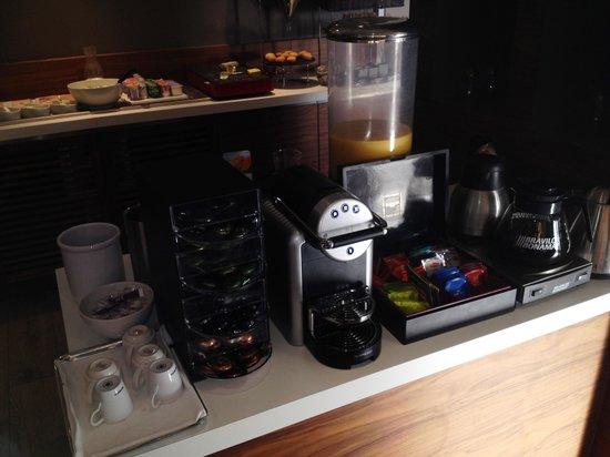 Mercure Orléans Centre : Coffees