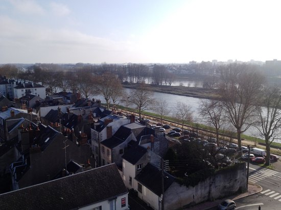 Mercure Orléans Centre : View from 8th . Fl.
