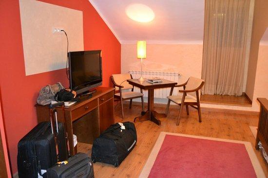 La Cepada Hotel: Habitación