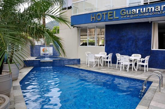 Hotel Guarumar : Piscina